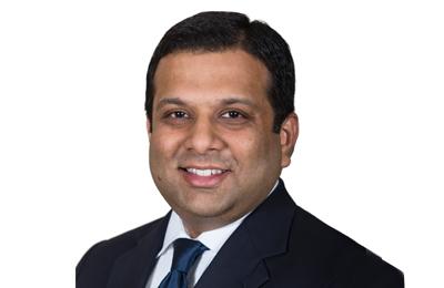 Hasan Rizvi, managing partner