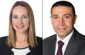 Joanna Matthews-Taylor & Mohamed El Khatib, Baker McKenzie