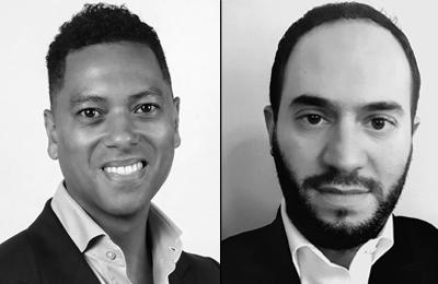 Aston Benjamin-Taylor & Hameed Almihdar